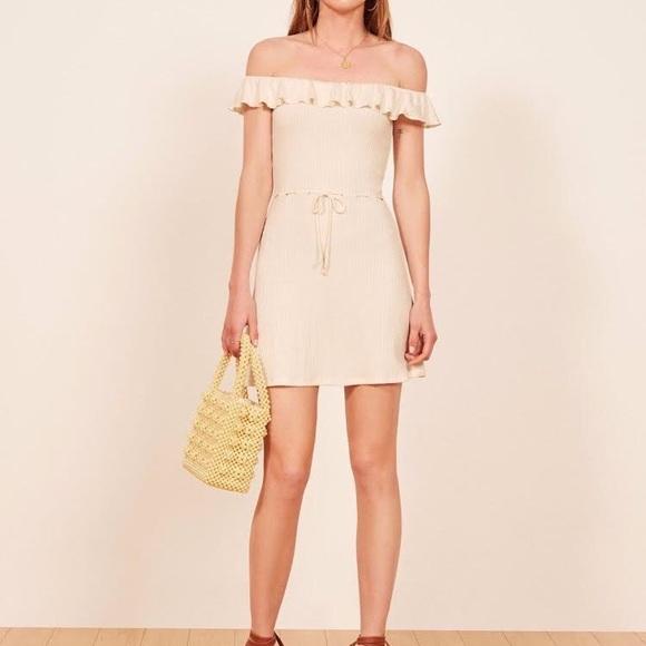 Reformation Grenada Dress Size S. M 5b5718faf4145252f755c1e3 c573b6e92